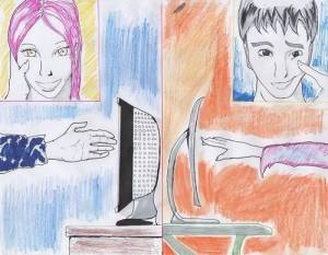 Dibujo creado por Mashupam