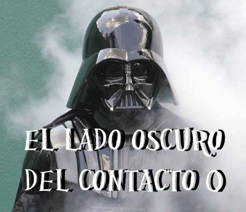 lado oscuro del contacto 0