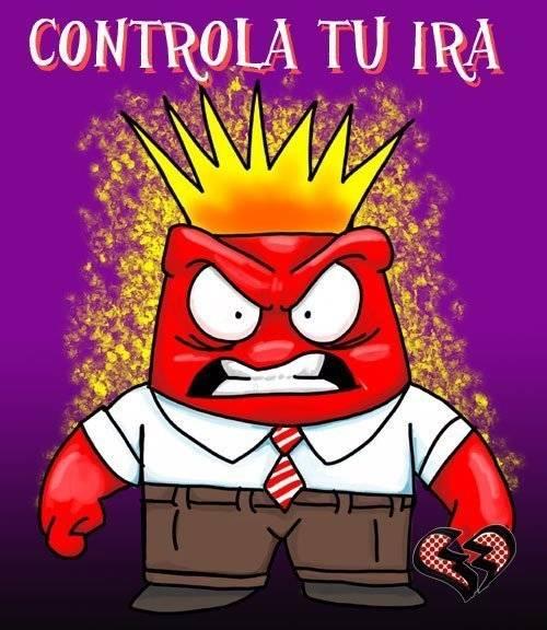 controla tu ira