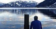 Soledad en el lago
