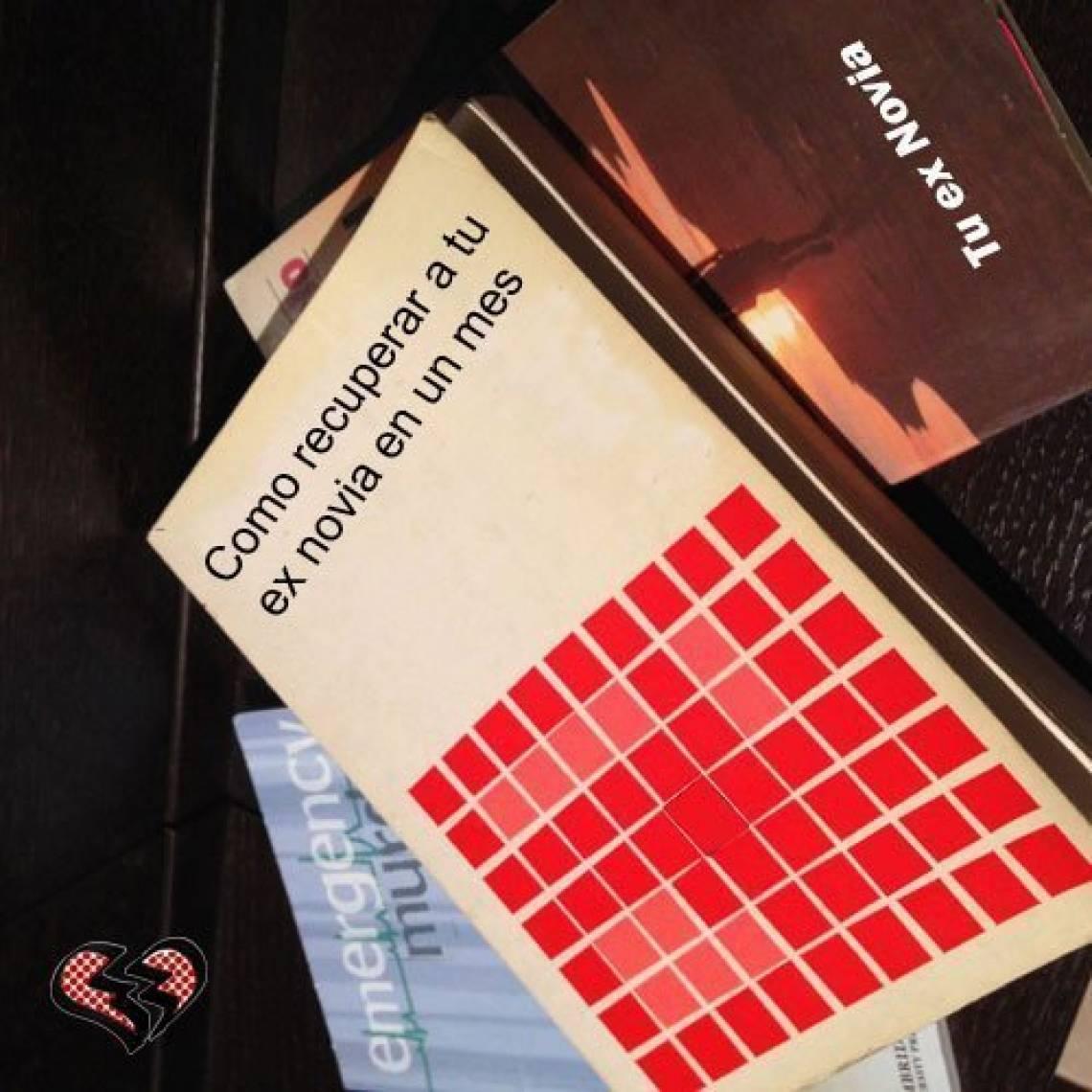 Pros y contras de los libros y manuales para recuperar una ex